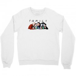 family friends tv show halloween Crewneck Sweatshirt | Artistshot