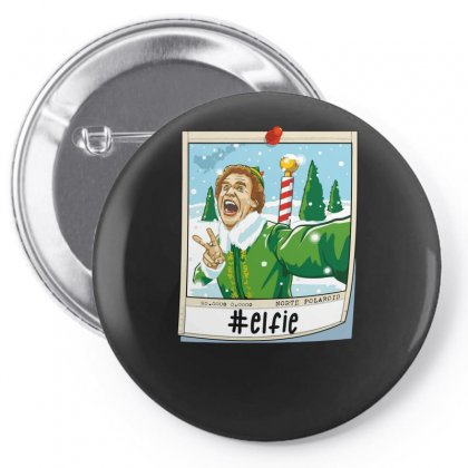 Elfie New Pin-back Button Designed By Asep