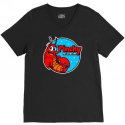 family pet lobster new V-Neck Tee | Artistshot