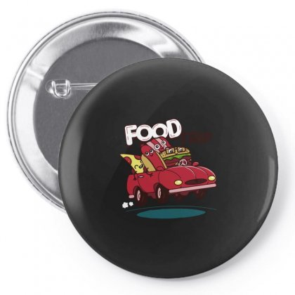 Food Trip New Pin-back Button Designed By Asep