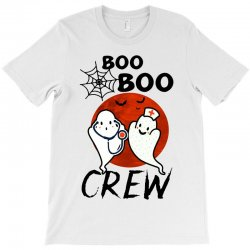 funny halloween ghost nurse costume T-Shirt | Artistshot