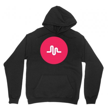 Musically Unisex Hoodie Designed By Waroenk Design
