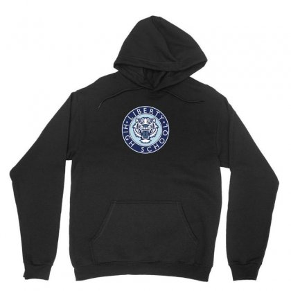 High School Logo New Unisex Hoodie Designed By Asep