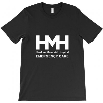 Hawkins Hospital T-shirt Designed By Tee Shop
