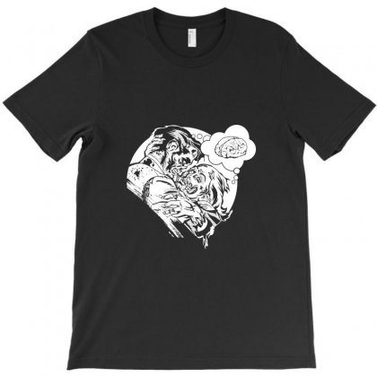 Undead Love T-shirt Designed By Tee Shop