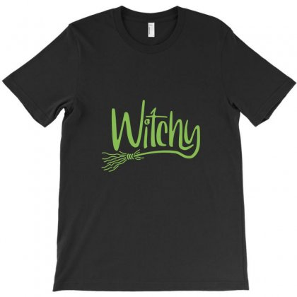 Witchy T-shirt Designed By Tee Shop