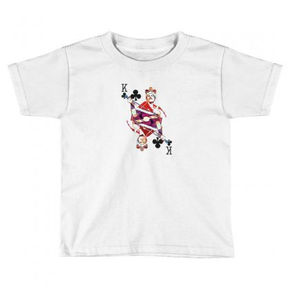Card Toddler T-shirt Designed By Disgus_thing