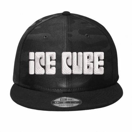 Ice Cube Embroidered Hat Camo Snapback Designed By Madhatter