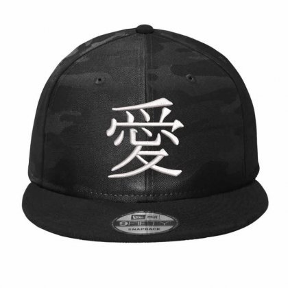 Japanese Hat Camo Snapback Designed By Madhatter
