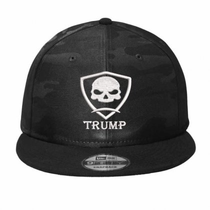 Trump Embroidered Hat Camo Snapback Designed By Madhatter