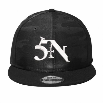 Fifty Nine Embroidered Hat Camo Snapback Designed By Madhatter