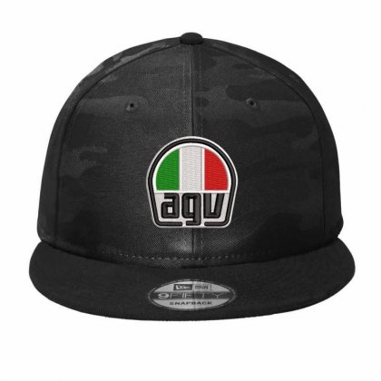 Agv Hat Embroidered Hat Camo Snapback Designed By Madhatter