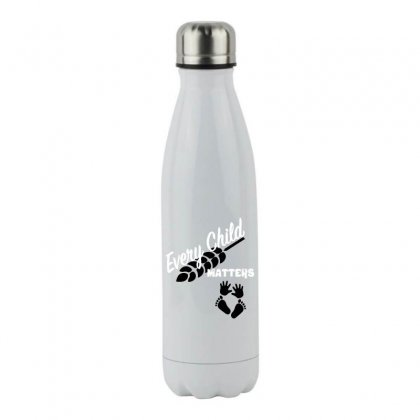 Every Child Matters Event Stainless Steel Water Bottle Designed By Oktaviany