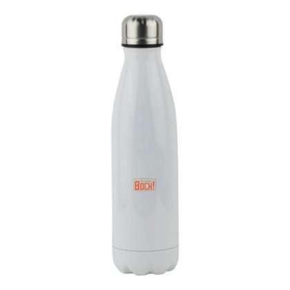 Thank You Boch Logo Stainless Steel Water Bottle Designed By Oktaviany
