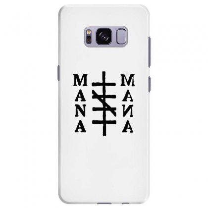 Mana Band Logo Samsung Galaxy S8 Plus Case Designed By Oktaviany