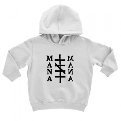 Mana Band Logo Toddler Hoodie Designed By Oktaviany