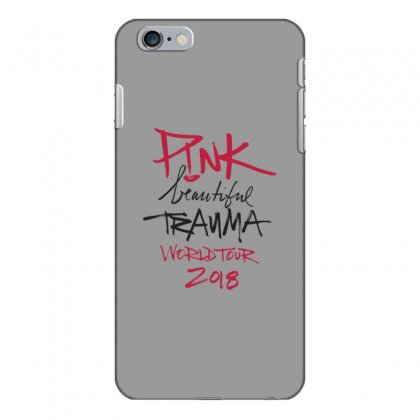 Pink Beautiful Trauma Iphone 6 Plus/6s Plus Case Designed By Oktaviany