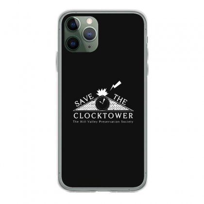 Save The Clock Tower Merch Iphone 11 Pro Case Designed By Oktaviany