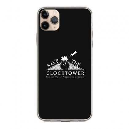 Save The Clock Tower Merch Iphone 11 Pro Max Case Designed By Oktaviany