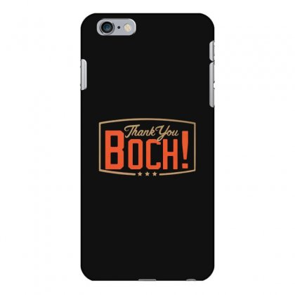 Thank You Boch Logo Iphone 6 Plus/6s Plus Case Designed By Oktaviany