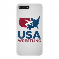 usa wrestling vintage iPhone 7 Plus Case | Artistshot
