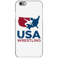 usa wrestling vintage iPhone 6/6s Case | Artistshot