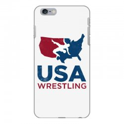 usa wrestling vintage iPhone 6 Plus/6s Plus Case | Artistshot
