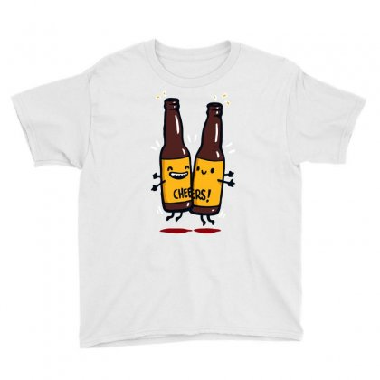 Chest Bump! Youth Tee Designed By Achreart