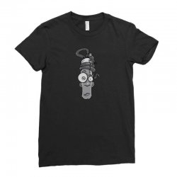 rattled Ladies Fitted T-Shirt | Artistshot