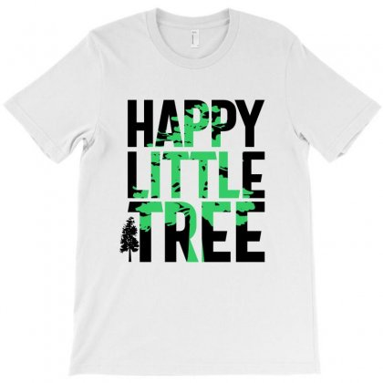 Happy Little Tree T-shirts T-shirt Designed By Cidolopez