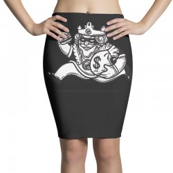 the burglar king Pencil Skirts | Artistshot