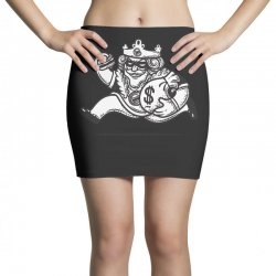 the burglar king Mini Skirts | Artistshot