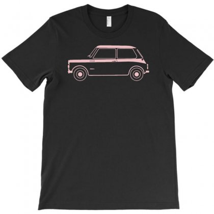 Classic Car T-shirt Designed By Achreart