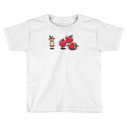 Core Exercises Toddler T-shirt Designed By Achreart