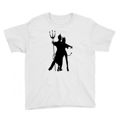 Dance With The Devil Youth Tee Designed By Lisamona772