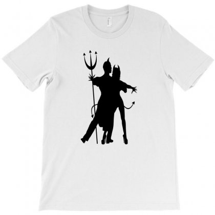Dance With The Devil T-shirt Designed By Lisamona772