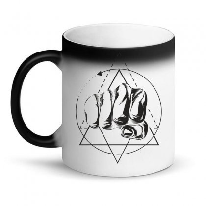 Fist Magic Mug Designed By Estore