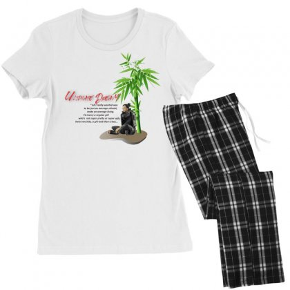 Shikamaru - Ultimate Dream Women's Pajamas Set Designed By Colle-q