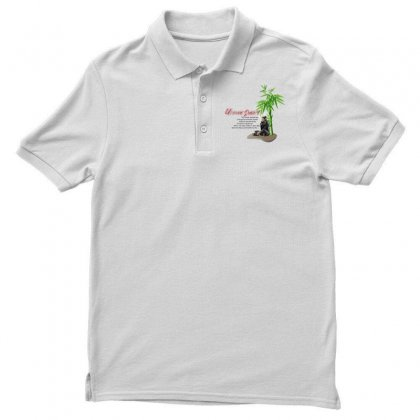 Shikamaru - Ultimate Dream Men's Polo Shirt Designed By Colle-q