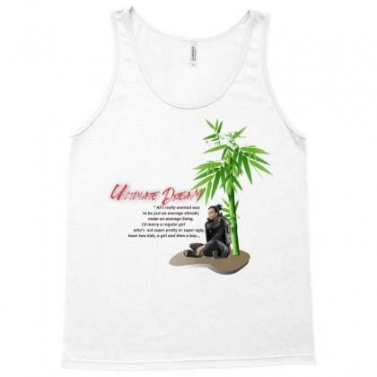 Shikamaru - Ultimate Dream Tank Top Designed By Colle-q