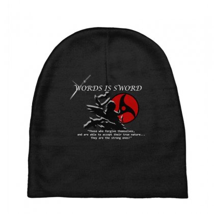 Itachi - Itachi Quotes Baby Beanies Designed By Colle-q