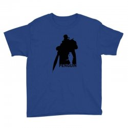 penguin   dc comics Youth Tee | Artistshot