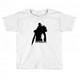 penguin   dc comics Toddler T-shirt | Artistshot