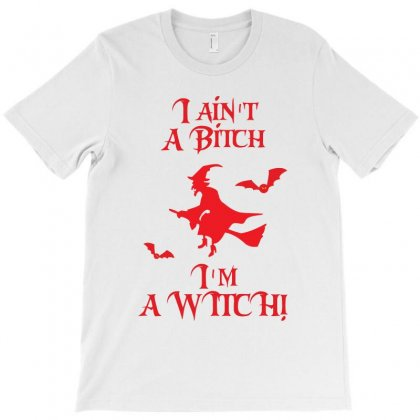 Witch T Shirt T-shirt Designed By Eddie King