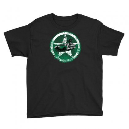 Defensive Driver Youth Tee Designed By Achreart