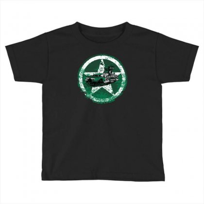 Defensive Driver Toddler T-shirt Designed By Achreart