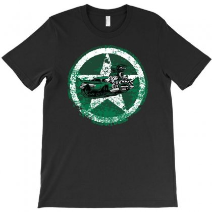 Defensive Driver T-shirt Designed By Achreart