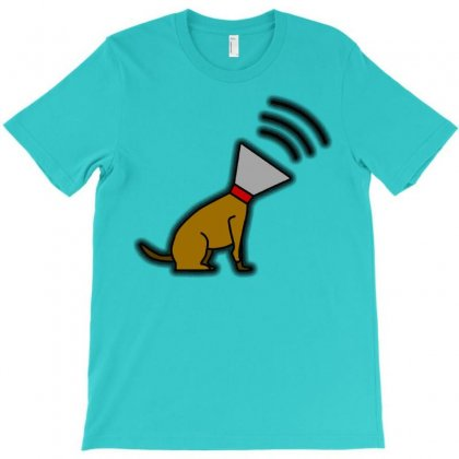 Funny Dog T-shirt Designed By Artwoman