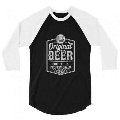 Brewery Beer 3/4 Sleeve Shirt Designed By Perfect Designers