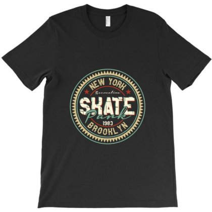 Skate Park T-shirt Designed By Perfect Designers